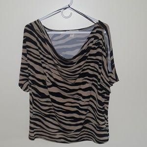 Woman's Michael Kors Dress Shirt